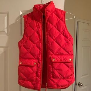 NWT JCREW EXCURSION VEST SIZE XXS